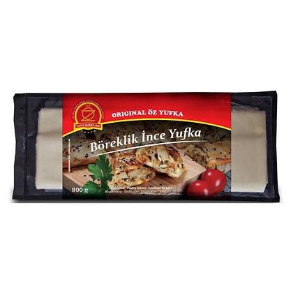 Öz Yufka λεπτή γιουφκάς για μπουρέκι 750γρ