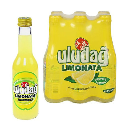 Uludağ Limonata 6x250ml