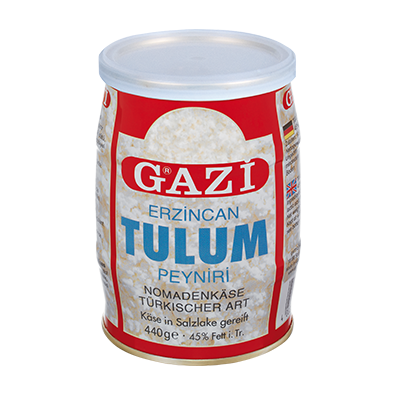 Gazi Erzincan Tulum Peyniri 400gr