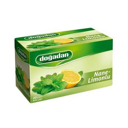 Dogadan μέντα τσάι με λεμονιού