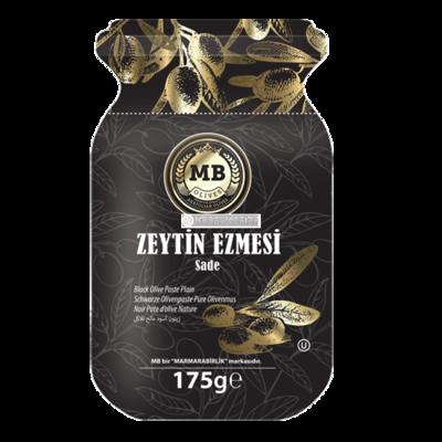 Marmarabirlik Zeytin Ezmesi Doğal Siyah 175gr