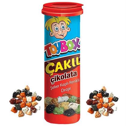 Toybox Çakıl Çikolata