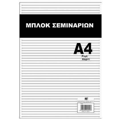 A4 Bloknot 40 Yaprak