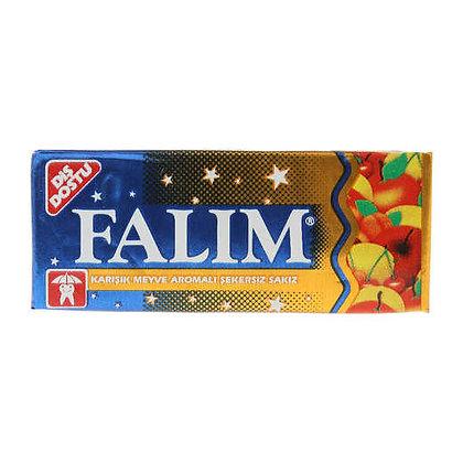 Falim Τσίχλα Μικτά Φρούτα 5 Κομμάτια