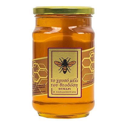 Φυσικό μέλι θυμαρι 500 γρ