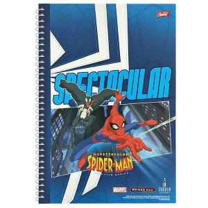 60 Yaprak Spiral Defter SpiderMan 17x25cm