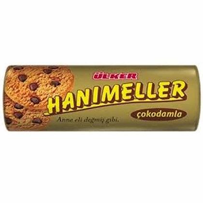 Ülker Hanımeller μπισκότο τσιπ σοκολάτας