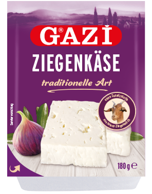 Gazi Keci Peyniri 180gr
