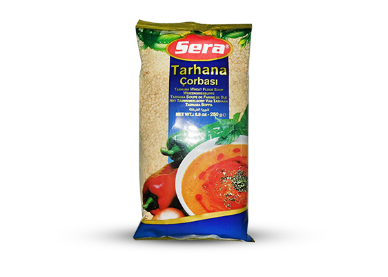Sera παραδοσιακα ταρχανα σούπα γλυκό 250 γρ