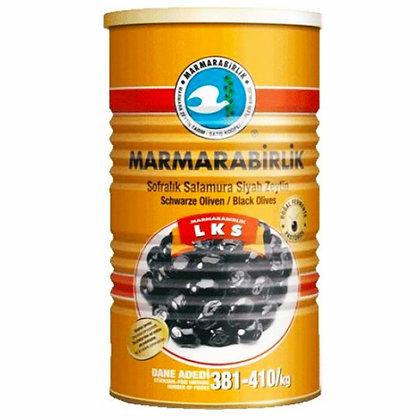 Marmarabirlik Lux Siyah Zeytin 800gr
