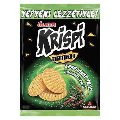 Ülker Krispi πικάντικα κράκερ