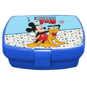 Beslenme Kutusu Mickey Mouse 16x12x6cm