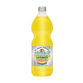 Uludağ Limonata Şekersiz 1 Lt