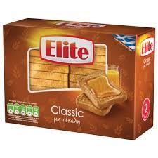 Elite Ολόκληρο σιτάρι 250γρ