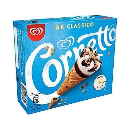 Cornetto Klasik 6li