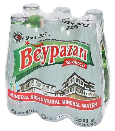 Φυσικό Μεταλλικό Νερό Beypazari 6 τμχ.