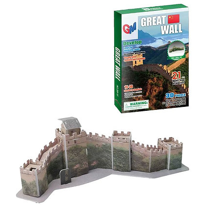 3d Puzzle Mini Çin Seddi