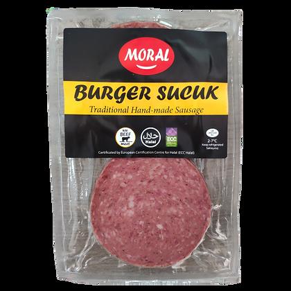 Moral Burger Sucuk 240gr (+/- 20)