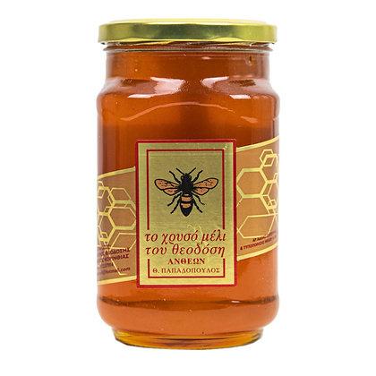 Φυσικό Μελι Ανθεων 500 γρ