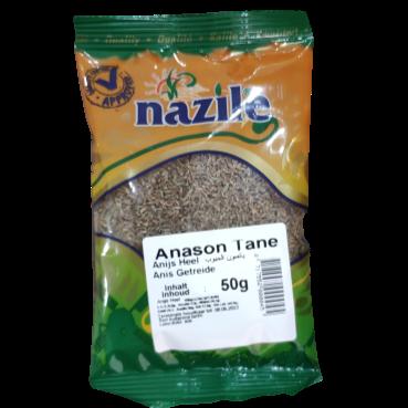 Nazile Σπόροι γλυκάνισου 50γρ