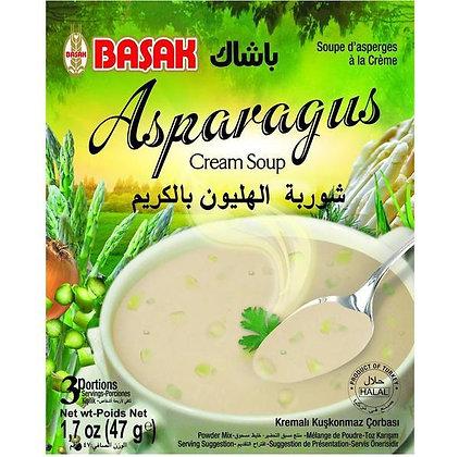 Başak Kuşkonmaz (Asparagus) Çorbası