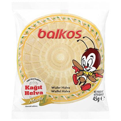 Balkos Γκοφρέτα Χαλβά με Μπανάνα