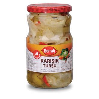 Berrak τουρσί αναμικτο 720ml