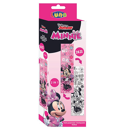 Kule Puzzle Minnie Mouse