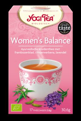 Yogi Tea Women's Balance Tea