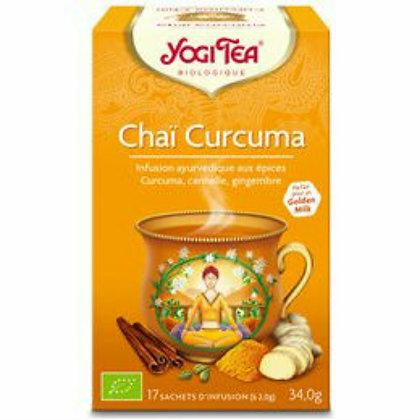 Yogi Tea Curcuma