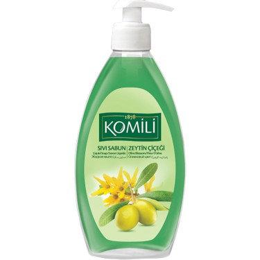 Komili Sıvı Sabun Zeytin Çiçeği 400ml