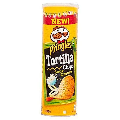 Pringles Tortilla Chips 160gr