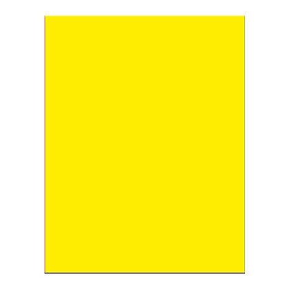 Kolaj Kartonu Sarı 50x70cm