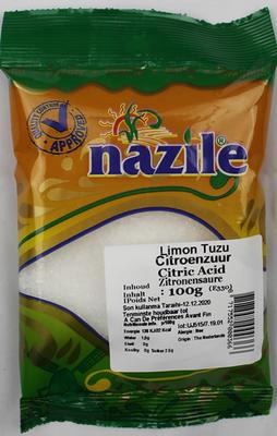 Nazile αλάτι λεμονιού 100γρ