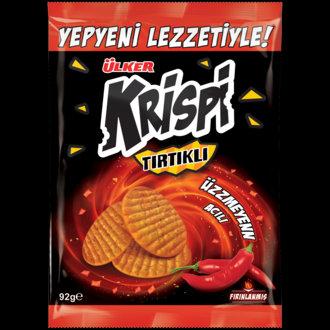 Ulker Krispi Καυτά κράκερ
