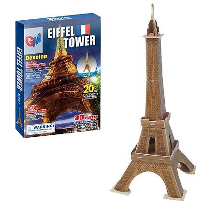 3d Puzzle Mini Eyfel Kulesi