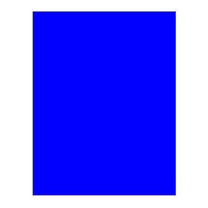 Kolaj Kartonu Mavi 50x70cm