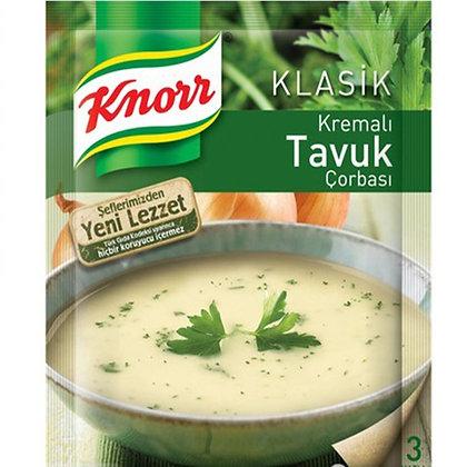 Knorr Kremali Tavuk Corbasi