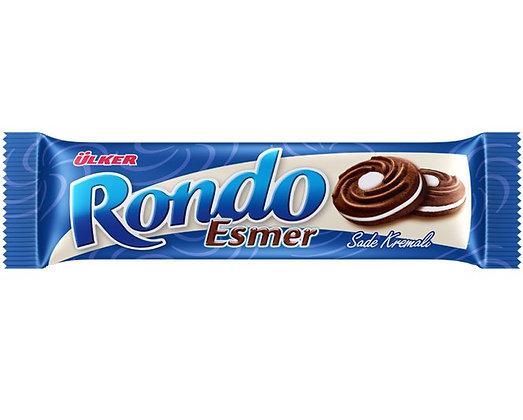 Ülker Rondo Esmer Kremalı Bisküvi