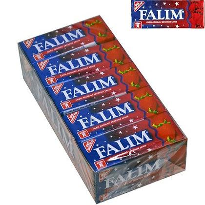 Falim Strawberry Πακέτο τσίχλας 5x20