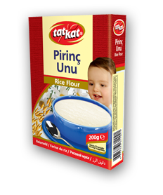 TatKat Pirinç Unu 200gr