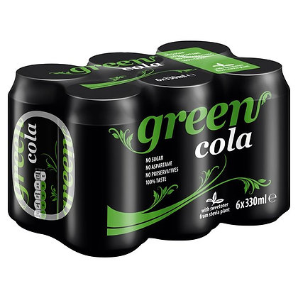 Green Cola 6'li