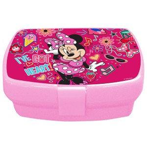 Beslenme Kutusu Minnie Mouse 16x12x6cm