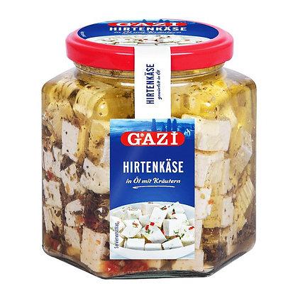 Gazi Küp Peynir Baharatlı 350gr