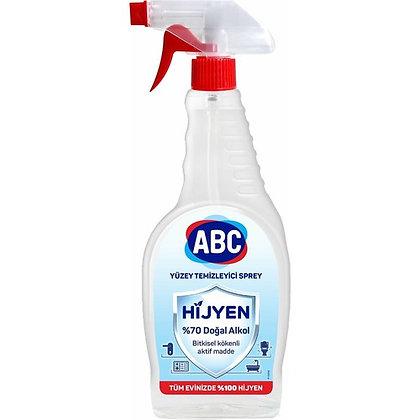 ABC  Καθαριστικό επιφάνειας με σπρέι