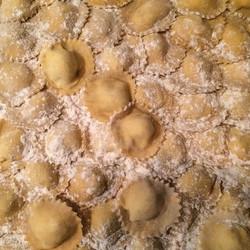 Homemade Pasta, Ravioli