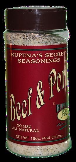 Rupena's Beef & Pork Seasoning