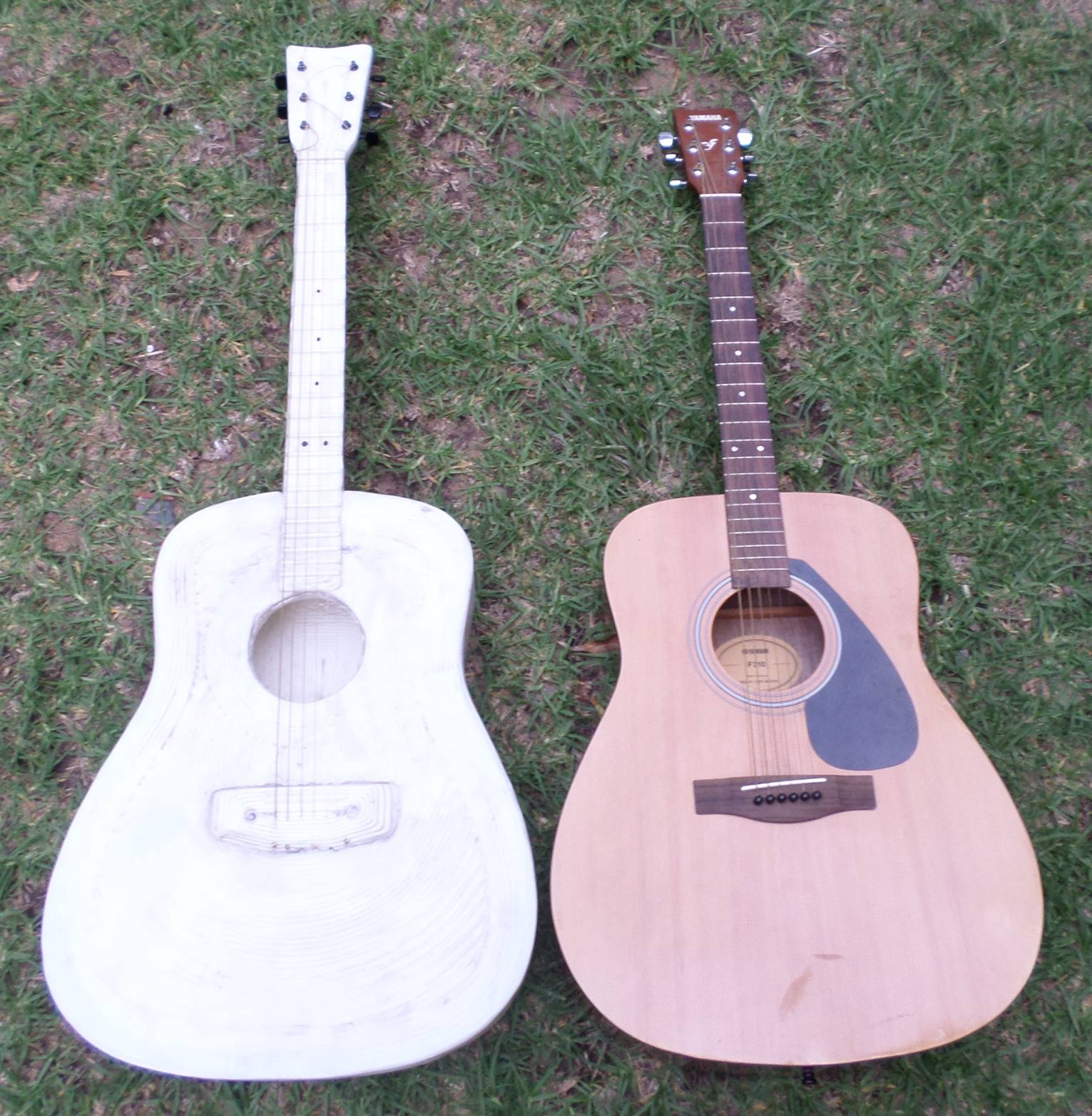 Acoustic Guitar - fouche3dprinting
