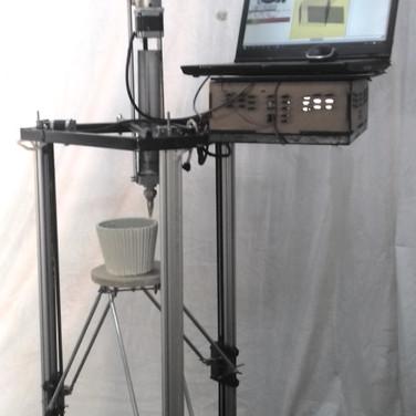 Warthog Baby 3D Clay Printer