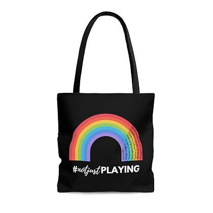 Tote Bag, Black